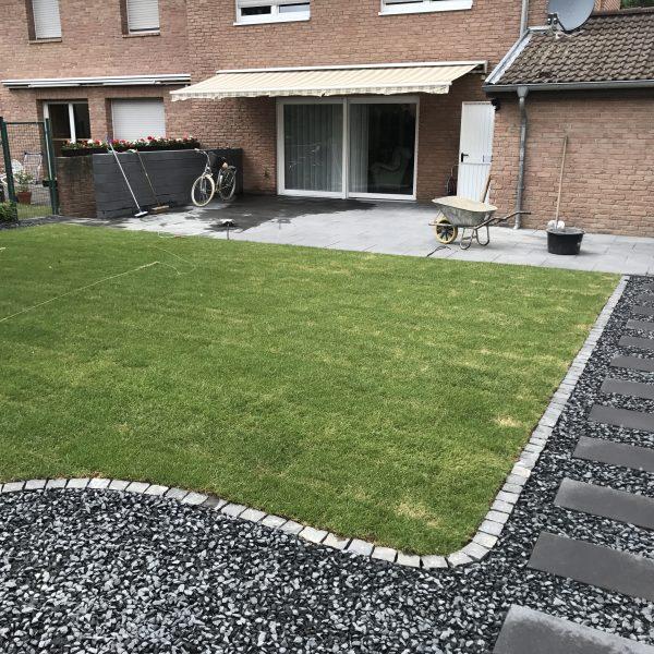 Natursteine - Rollrasen - Garten- und Landschaftsbau Ertürk