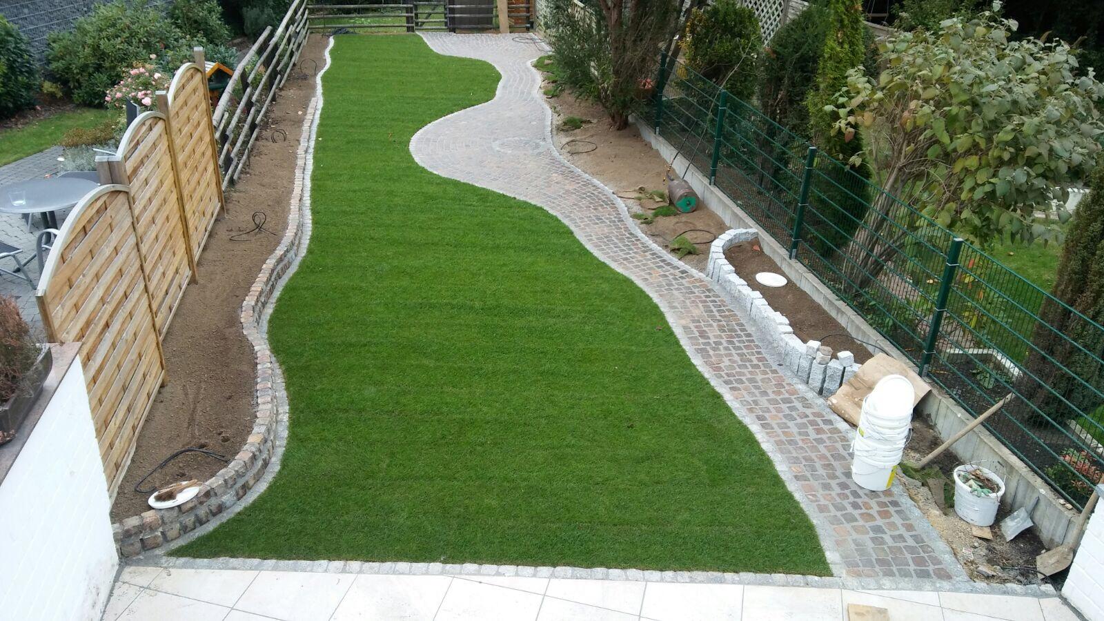Garten- und Landschaftsbau Ertürk - Gartengestaltung Erdarbeiten ...