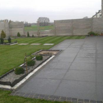Terrasse, Garten, Platten, Keramik, Natursteine